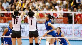 Қазақстандық волейболшы қыздар Азия кубогын жеңіліспен бастады