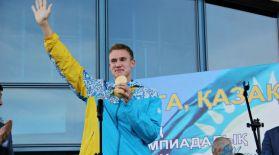 Олимпиада чемпиондары өңірлерде дене шынықтырудан дәріс жүргізеді