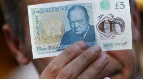 Англияда пластикалық банкнот айналымға шықты