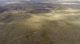 Торғайдың құпия геоглифтері