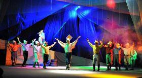 Ғ.Мүсірепов театры Ақтөбеге гастрольдік сапармен барады