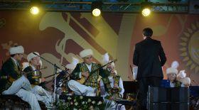 Құрманғазы оркестрі Солтүстік Қазақстан облысына гастрольдік сапармен барады