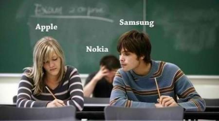Nokia-ның халы мүшкіл