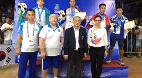 Азия жағажай ойындарында Қазақстан тай боксынан 5 медаль  жеңіп алды