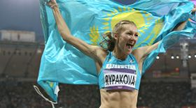 Ольга Рыпакова Бейжің Олимпиадасының қола жүлдесін алады