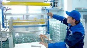 Шымкенттегі «ЕвроКристалл» ЖШС  жылына 255 миллион шыны ыдыс шығарады