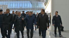 Ахметжан Есімов пен Татарстан президенті бірқатар мәселелерді талқылады