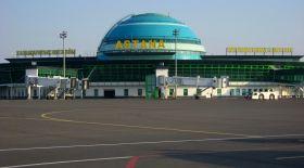 Астана әуежайы жаңа терминалының құрылысы 2017 жылдың наурыз айында аяқталады