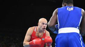 Василий Левит әуесқой бокстағы мансабын жалғастырады
