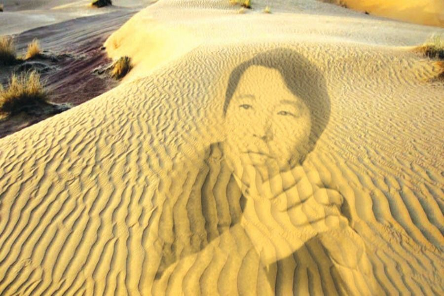 Жұмекен Нәжімеденовтің кітабы Қытай елінде жарық көрді