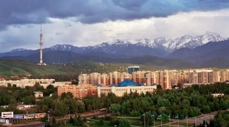 Тарих беттеріндегі Алматы
