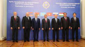 ҚР Премьер-Министрі ҰҚШҰ Ұжымдық қауіпсіздік кеңесінің отырысына қатысты