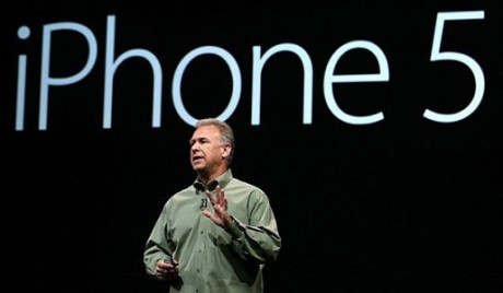 Apple жаңа iPhone 5-пен таныстырды