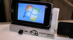 Windows пен Android-ке арналған Nitro Duo смартфоны
