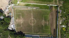 Аргентиналық команда 30 жыл қисық алаңда ойнаған