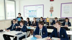 Мектептегі қызықты қағидалар