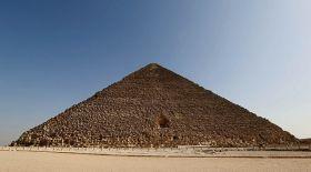 Хеопс пирамидасының жасырын бөлмелері табылды (видео)