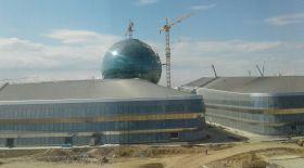 Астанада ЭКСПО аумағындағы тұрғын үй құрылысы 90%-ға аяқталды