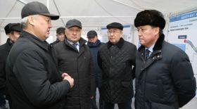 Асқар Мамин Астана-Теміртау автомобиль жолының қайта жаңарту жұмыстарын тексерді