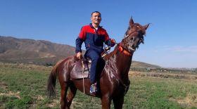 Қанат Исламның Алматыдағы жаттығуы (видео)