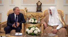 Нұрсұлтан Назарбаев Сауд Арабиясына жасаған сапарын қорытындылады