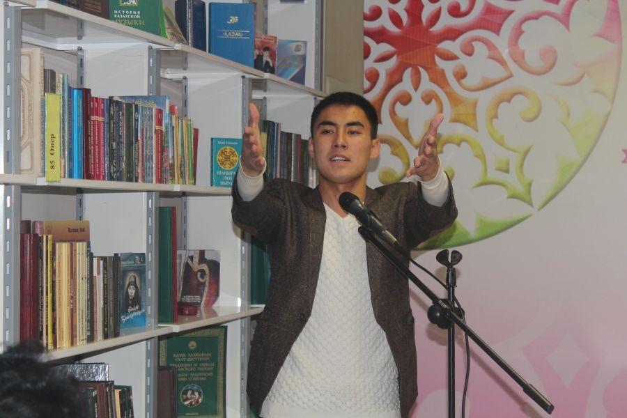 Шабыт-2016. «Поэзия» номинациясы бойынша іріктеуден өткен үміткерлер тізімі