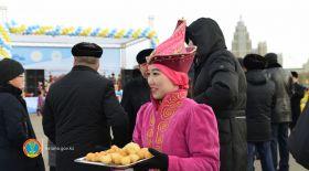 Елордада Ақмола облысының күндері өтіп жатыр