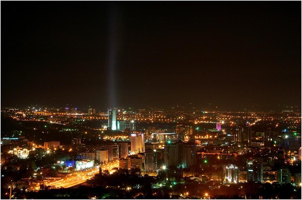 Алматы күніне арналған мерекелік шаралардың шымылдығы жабылды