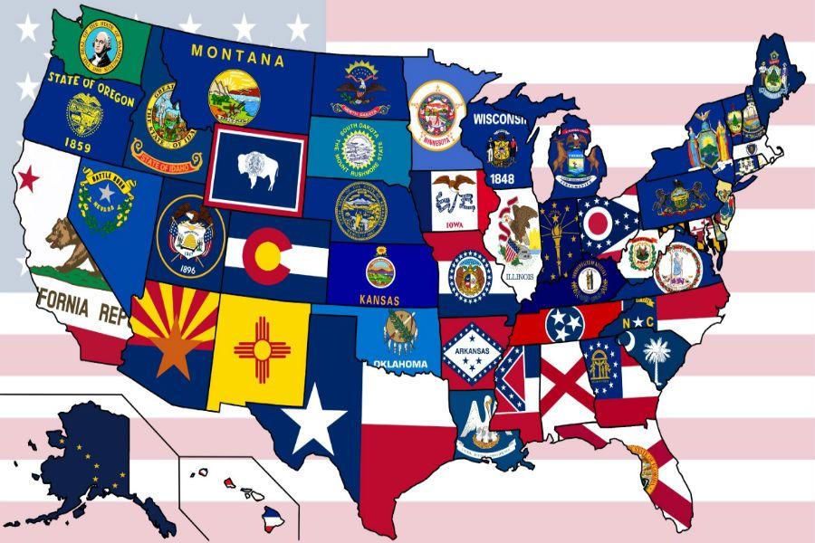 Америка штаттарының атаулары #2