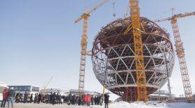 300-ден астам қазақстандық кәсіпорын ЭКСПО нысандарының құрылысына және оған дайындыққа ат салысуда