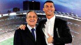Роналду «Реалмен» келісімшартын ұзартты