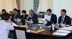 И.Тасмағамбетов ЖОО ректоры лауазымына үміткерлерді анықтау бойынша кеңес отырысына қатысты