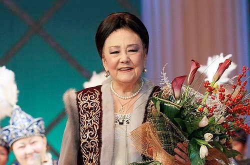 Алматыда халықаралық вокалистер конкурсы өтеді