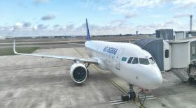 Эйр Астана алғашқы Airbus A320neo жолаушылар ұшағын алды