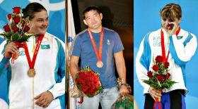 Қазақстандық тағы 3 спортшы Олимпиада медальдарын қайтарады