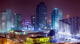 Астананы жарықтандыруда энергетикалық тиімділікке мән берілуде