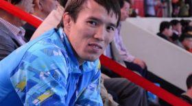 Нұрбақыт Теңізбаев Бейжің Олимпиадасының күміс жүлдесін алады
