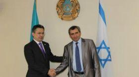 Қазақстан-Израиль сауда-экономикалық ынтамқтастық жөніндегі комиссиясының 7-нші отырысы өтті