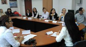 ҚазҰУ-дың «Шығыстану» факультетінде аударманы шыңдаудың шеберлік-сыныбы өтті