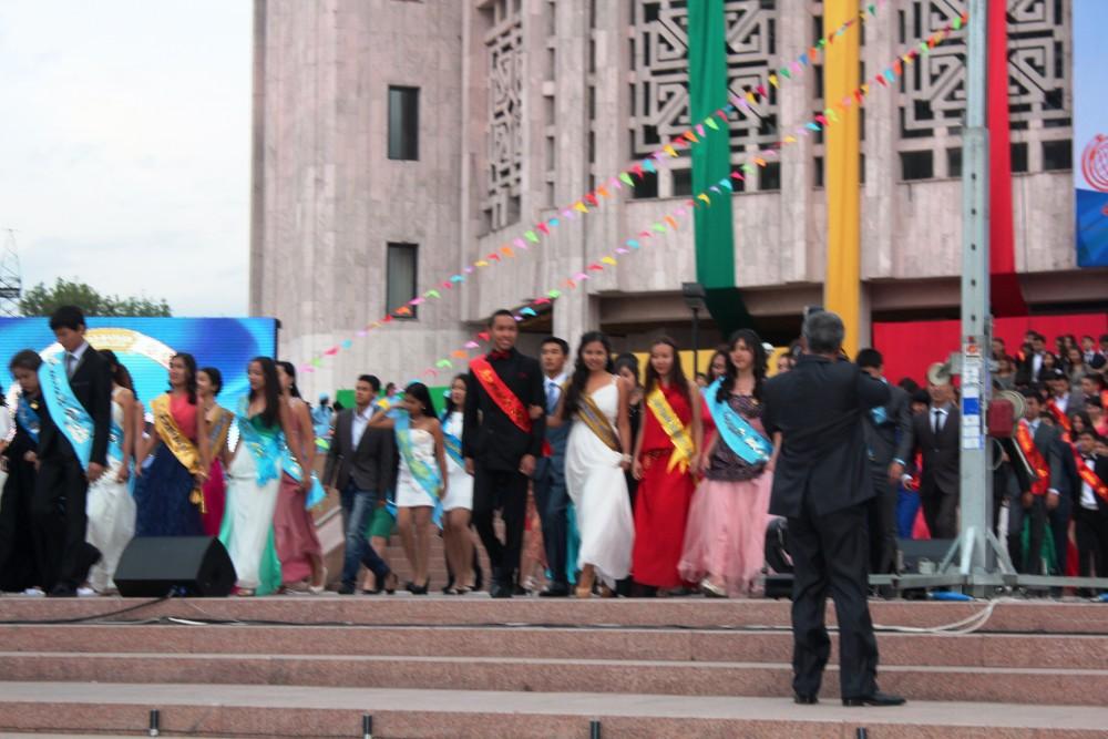 Студенттер қатарына қабылдау салтанаты