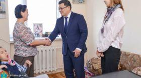 Астанада «Мейірімді қала» акциясы өтуде