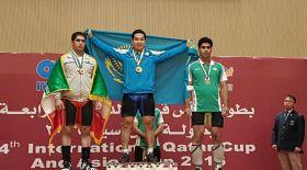 Айдар Қазов Азия кубогында алтын алды