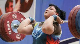 Спорттан екі жылға шеттетілген қазақстандық зілтемірші Азия кубогында топ жарды
