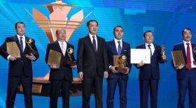 Астанада «Парыз» конкурсының жеңімпаздары марапатталды