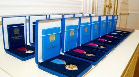 Қазақстанның қандай мемлекеттік наградалары бар?