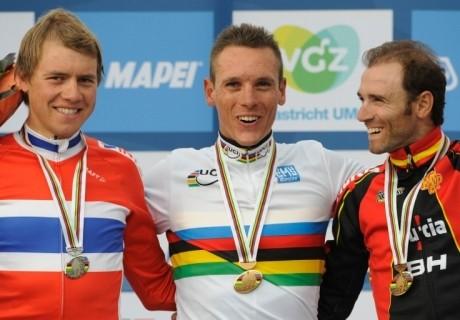 Филипп Жильбер велоспорттан әлем чемпионы атанды