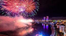 Астанада Тәуелсіздік күніне орай отшашу болады