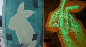 Street art: 1 сурет – 2 бейне