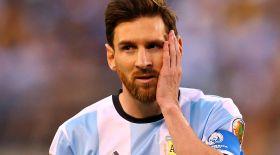 Месси Аргентинада жылдың үздік спортшысы атана алмады