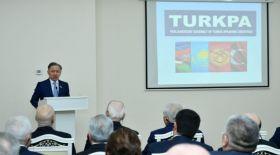 ТүркПА жаңа офисінің ашылуында Президенттер марапатталды